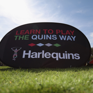 Farnham RFC Harlequins October half-term community camp