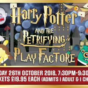 Harry Potter and the Petrifying Play Factore