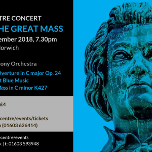 UEA Choir and Symphony Orchestra perform Mozart's 'Great Mass'