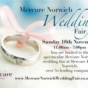 Mercure Norwich Wedding Fair