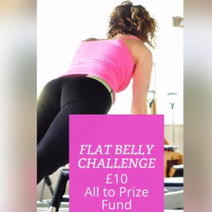 Flat Belly Challenge