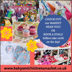 Baby and children's market Oswestry