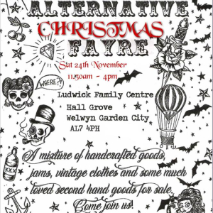 Welwyn Alternative Christmas Fayre