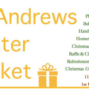 St Andrews Winter Market
