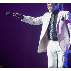 Billy Ocean at Burghley House, Stamford