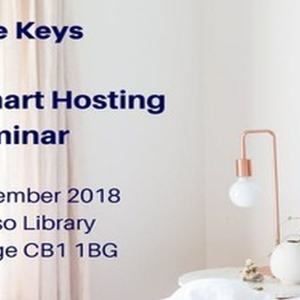 Airbnb Smart Hosting Seminar- Cambridge
