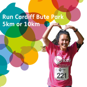 Mencap Cardiff Bute Park 5km or 10km 21st September 2019