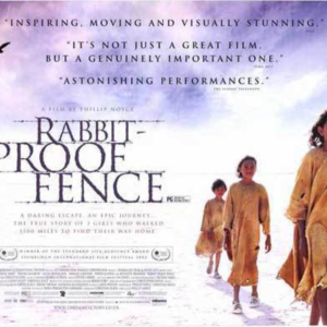 Great Australian Films Series: Rabbit Proof Fence (Cert PG)