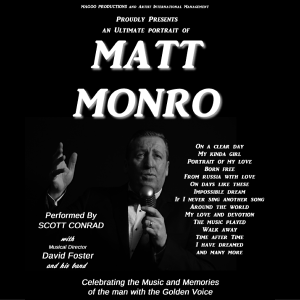 The Ultimate Portrait of Matt Monro