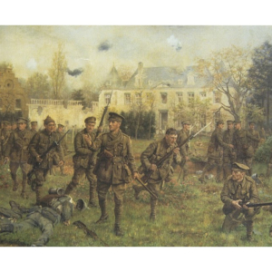 Mark Jackson Talks - The Battle of Gheluvelt