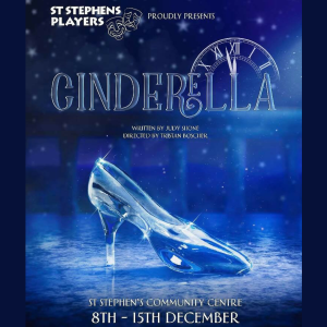 CINDERELLA ST STEPHEN'S PLAYERS PANTOMIME