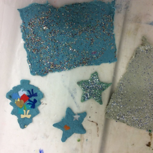 Saturday Playdates:  New Year Upcycle workshop