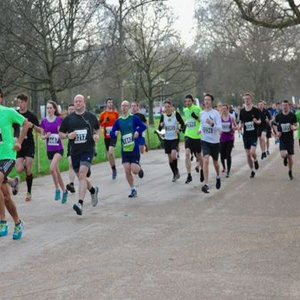 Royal Parks Winter 10k Series - Race 3 - Hyde Park