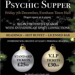 Festive Psychic Supper