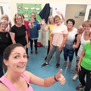 Swoove Fitness with Nicola : Wednesdays 7.15pm-8.15pm