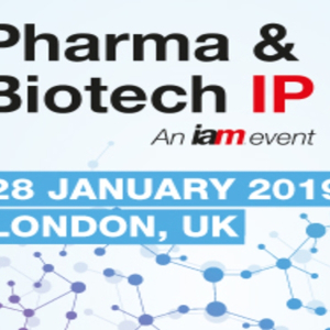 Pharma And Biotech IP - 28 January, London