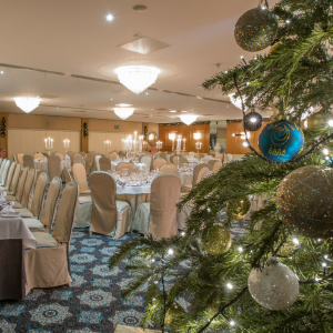 FESTIVE AFTERNOON TEA AT THE DUKE OF RICHMOND HOTEL