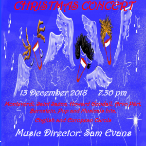 Barcarolle Choir Christmas Concert