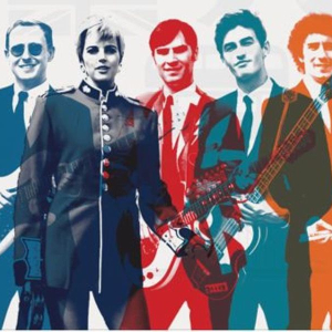 The Zoots Sounds of the 60s show at Queens Hall, Narberth Fri 5th April