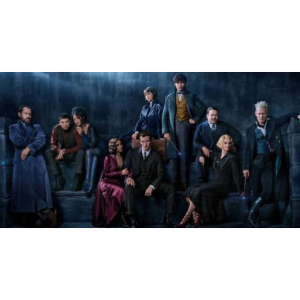 Fantastic Beasts 2 Release Event at Geek Goods