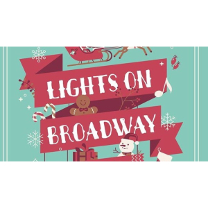 Lights on Broadway Christmas Extravaganza in Stoneleigh Epsom @stoneleighbroadway