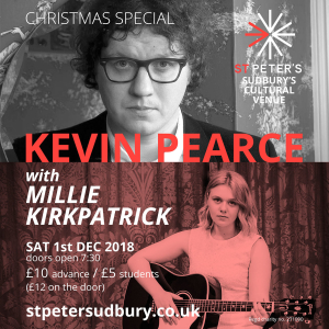 St Peter's presents... Kevin Pearce Christmas Special