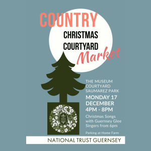NATIONAL TRUST COUNTRY CHRISTMAS COURTYARD MARKET
