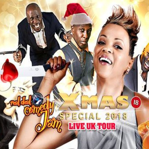 Real Deal Comedy Jam - London Christmas special