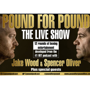 Pound For Pound. The Live Show 2019