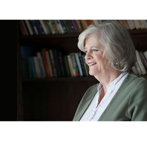 An Evening with Ann Widdicombe.
