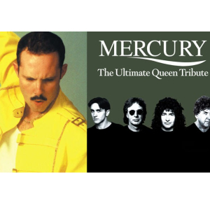 Mercury THE ULTIMATE QUEEN TRIBUTE