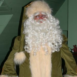 FATHER CHRISTMAS AT 16 NEW STREET