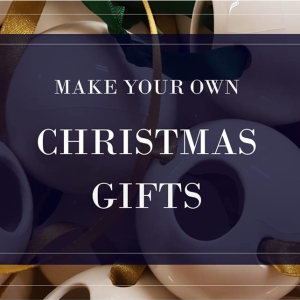 Make your own ceramic christmas gift