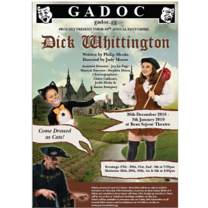GADOC PRESENTS DICK WHITTINGTON
