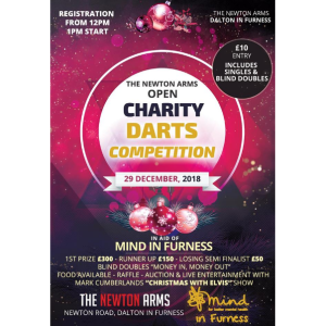 Newton Arms Open Charity Darts Competition