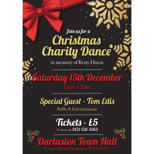 Christmas Charity Dance
