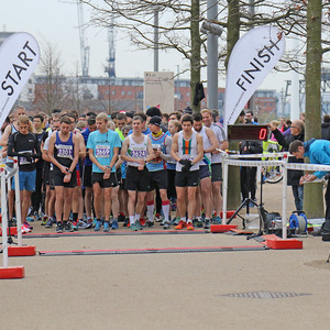 Queen Elizabeth Olympic Park 10km Winter Series - Race 4 - January