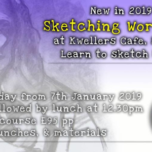Sketch & DrawWorkshops