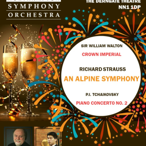 Celebration - 125 Years of Northampton Symphony Orchestra