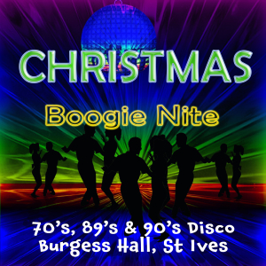 Christmas Boogie Nite - St Ives