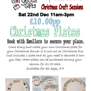 Christmas Craft Sessions