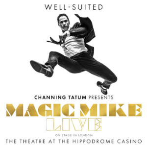 Magic Mike Live – Saturday 22nd December | 7:30pm