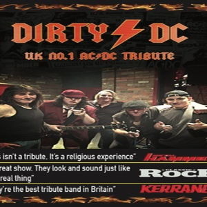 Dirty DC: ACDC Tribute Band Live at Half Moon Putney London Friday 8 March
