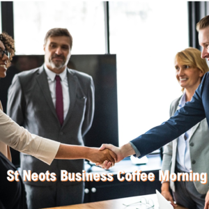 St Neots Business Coffee Morning, St Neots
