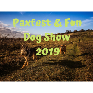 Paxfest  & Fun Dog Show, LIttle Paxton