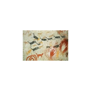 Cave Painting comes to Bourne Hall Museum Kids Club #Epsom #Ewell