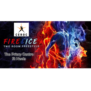 Ceroc Fire & Ice Modern Jive Freestyle Night - Friday at The Priory Centre
