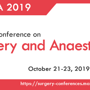 Global Conference on Surgery and Anesthesia