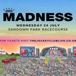 Madness at Sandown Park Racecourse
