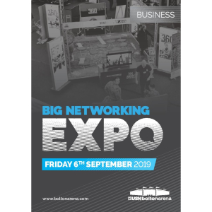Big Networking Expo at Bolton Arena